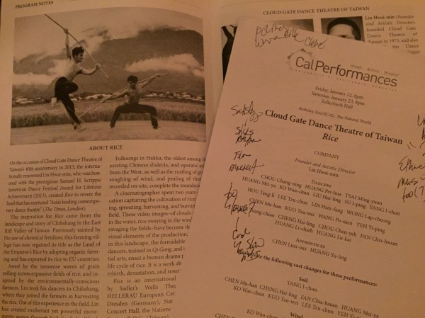 CalPerformance program.
